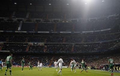 Возле домашнего стадиона Реала нашли бомбу - СМИ