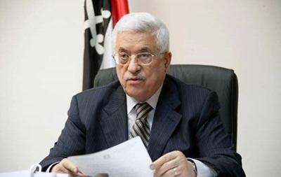 Глава Палестины приедет на парижский марш памяти жертв терактов