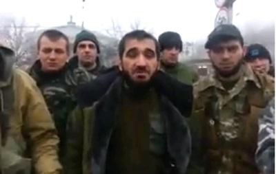 Кавказские боевики в Донецке:  Мы на своей земле