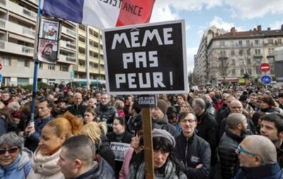 Франція: на марш єдності вийшли три мільйони людей
