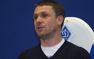 Ребров: Безус не підходив під модель гри Динамо