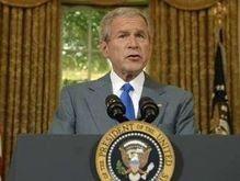 Буш подписал закон о выделении $162 млрд на финансирование кампаний в Афганистане и Ираке