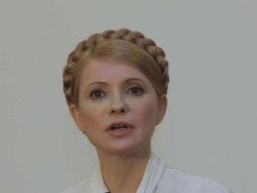 Тимошенко отбыла с официальным визитом в Швецию