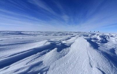 В Антарктиде найден след упавшего метеорита