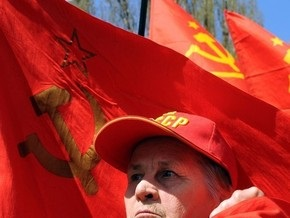 ВО Свобода обратилась в прокуратуру по поводу поднятия флагов СССР в Прилуках