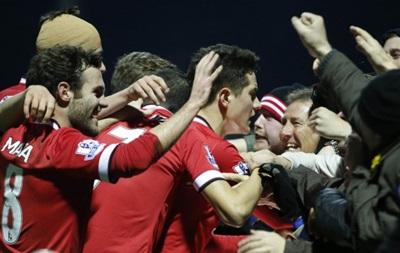Манчестер Юнайтед витрачає найбільше в Англії на зарплати футболістам