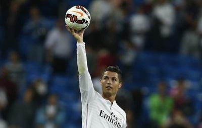 Кріштіану Роналду розповів, скільки ще планує грати у футбол