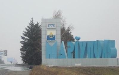 Возобновлено движение по трассе Донецк-Мариуполь