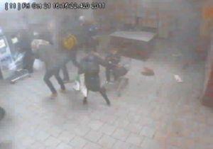 Ъ: Часть взрывного устройства в запорожском супермаркете не сработала