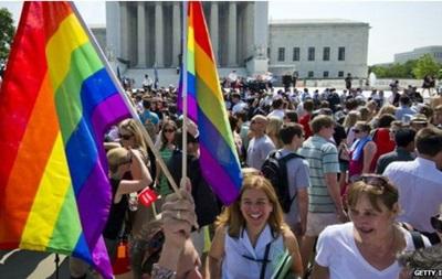 Верховный суд США рассмотрит вопрос о гей-браках