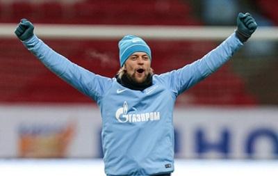 Тимощук летом покинет Зенит и отправится играть в Азию - СМИ