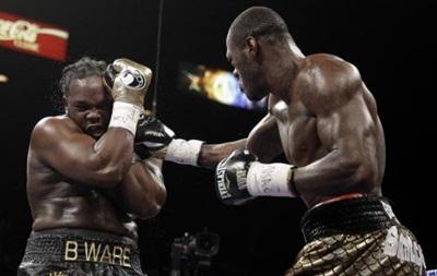 Бокс: Деонтей Уайлдер - новий чемпіон світу і потенційний суперник Кличка