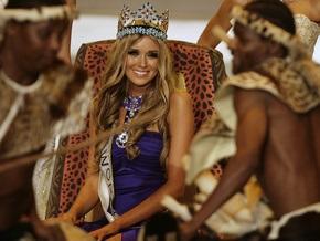 Фотогалерея: Мисс мира, нефти и газа 2008