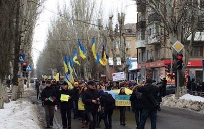 Сєвєродонецьк вийшов на Марш миру