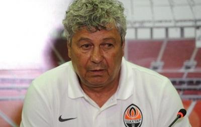 Луческу: Я полностью доволен игрой своих футболистов