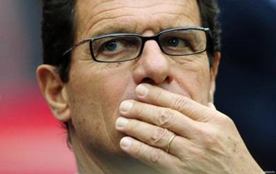 ЗМІ: РФС заборгував Фабіо Капелло майже 8 мільйонів євро