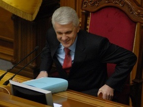 Литвин уклонился от ответа на вопрос о своем участии в выборах