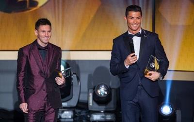 Зидан: Роналду обойдет Лионеля Месси по Золотым мячам