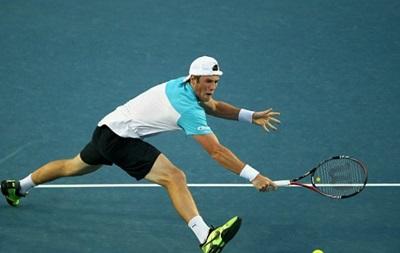 Australian Open: Марченко на старте турнира проиграл восьмой ракетке мира