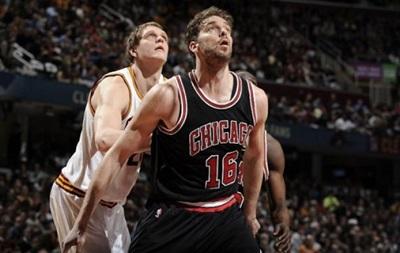 NBA: Чикаго поступається Клівленду, поразка Мемфіса і Детройта