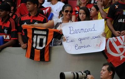 Бернард: Будет нелегко играть против клуба, который я сильно люблю