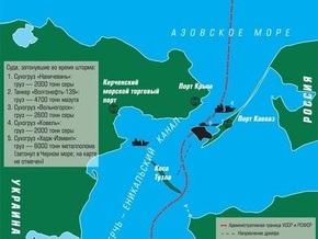 РГ: Киев нашел несуществующую границу