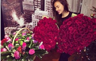 Ирина Шейк нашла утешение после разрыва отношений с Криштиану Роналду