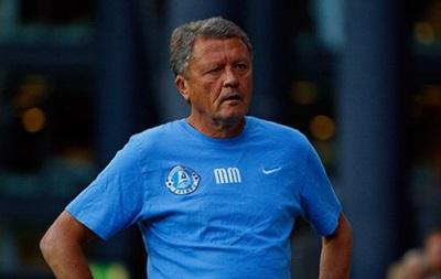 Маркевич: Для дебютних спарингів у міжсезоння Дніпро виглядав непогано