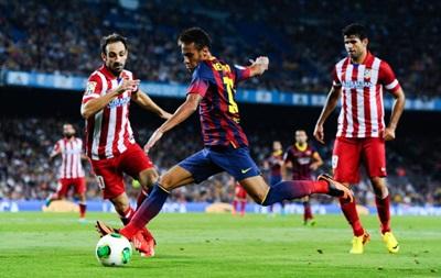 Барселона - Атлетико Мадрид 1:0 Онлайн трансляция матча Кубка Испании