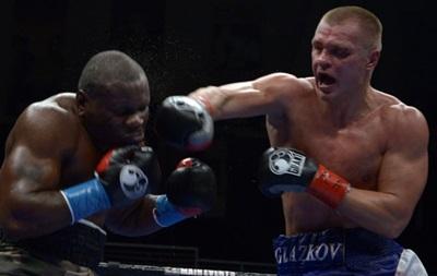 Глазков о бое с Кличко: Это бокс, и вопрос национальности тут не стоит