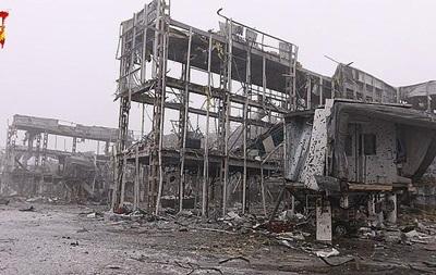 Аэропорт Донецка - фото