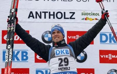Биатлон: Спринт на этапе Кубка мира в Антхольце выиграл немец