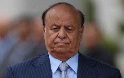 СМИ: Президент Йемена подал в отставку