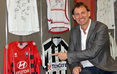 Легенда английского футбола восхищен работой украинского тренера