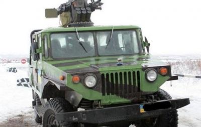 У Чернігівській області показали нові військові розробки для армії