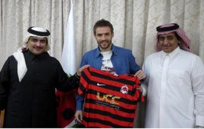 Бывший нападающий сборной Украины продолжит карьеру в Катаре