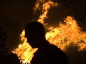 Пять российских спецназовцев погибли при пожаре (обновлено)