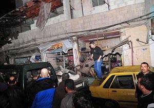 В результате взрыва на автозаправке в столице Сирии погибли 11 человек