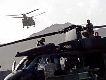 На афганской границе пропали двигатели вертолетов США на 13 млн долларов
