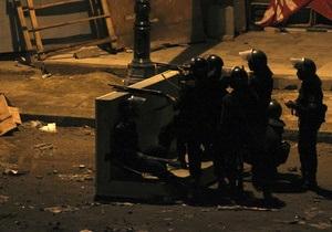 В центр Каира введены войска