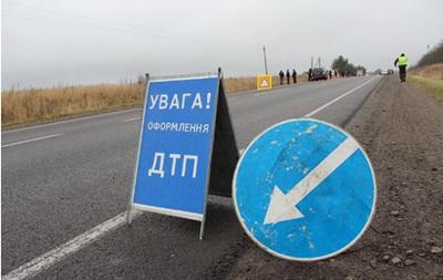 На Полтавщині на трасу вилилося понад шість тонн розчинника