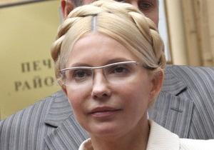 Тимошенко заявила, что против всех ее защитников начался  направленный террор