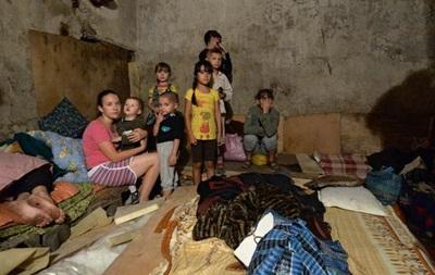 ЮНІСЕФ: Понад 136 тисяч дітей стали втікачами від війни на Донбасі