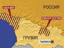Российские ВВС бомбили Гори