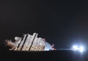 Среди пассажиров Costa Concordia были двое потомков погибшего на Титанике официанта