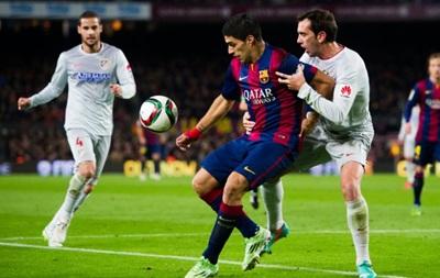 Атлетико Мадрид - Барселона 2:3 Онлайн трансляция матча Кубка Испании