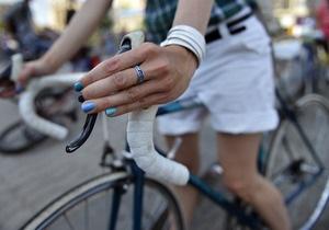 Новости Италии: В Италии сделали велосипед, на раму которого нанесен текст книги