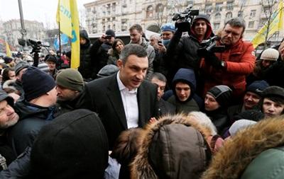 Підсумки 28 січня: Резолюція ПАРЄ, мітинг гірників, акція біля мерії Києва