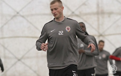 Захисник Динамо вирушив на перегляд у Спарту