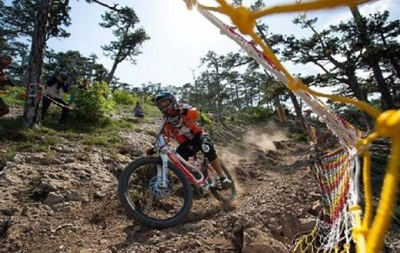 Украина  отвоевала  у России право на проведение международной велогонки